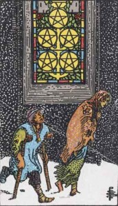Five-of-Pentacles