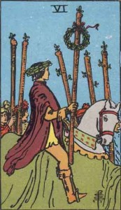 Six-of-Wands