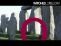 Ghost filmed in Ancient English Burial grounds