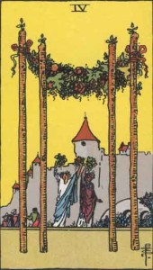 Four-of-Wands