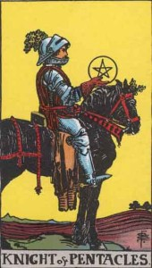 Knight-of-Pentacles