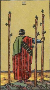 Three-of-Wands