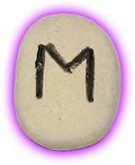 Runes Stones - Ehwaz