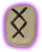 Runes Stones - Inguz