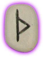 Runes Stones - Thurisaz