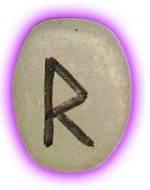 Runes Stones - Raido