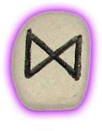 Runes Stones - Dagaz