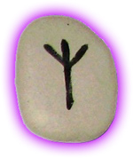 Runes Stones - Algiz