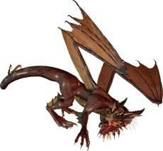 Dragons - Magical Creatures