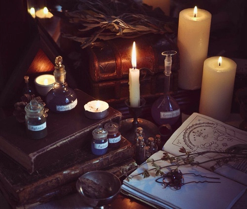 Protection spell to strengthen the mind