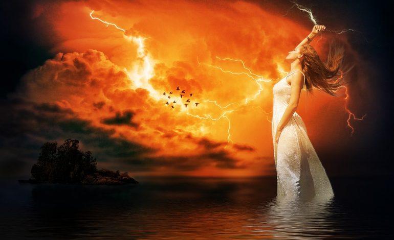 Love Goddesses and Spellcasting