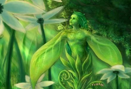 Spirit of Plants