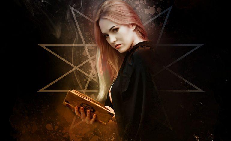 Pentagram and Witchcraft