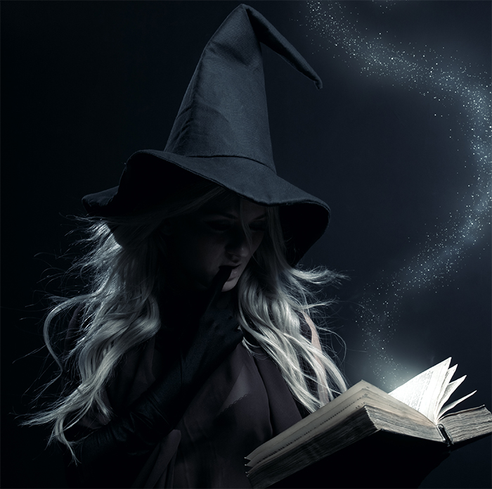 Joining a Coven