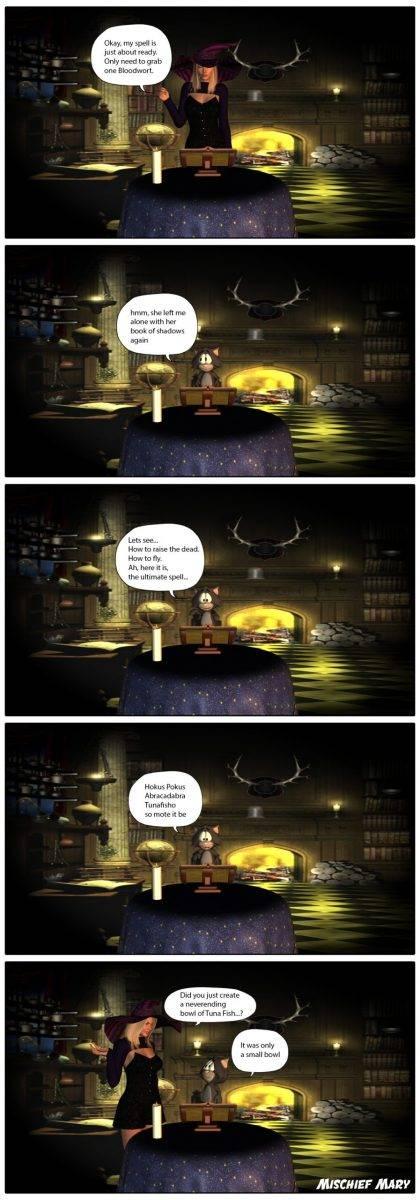 Mischief Mary Comic 02