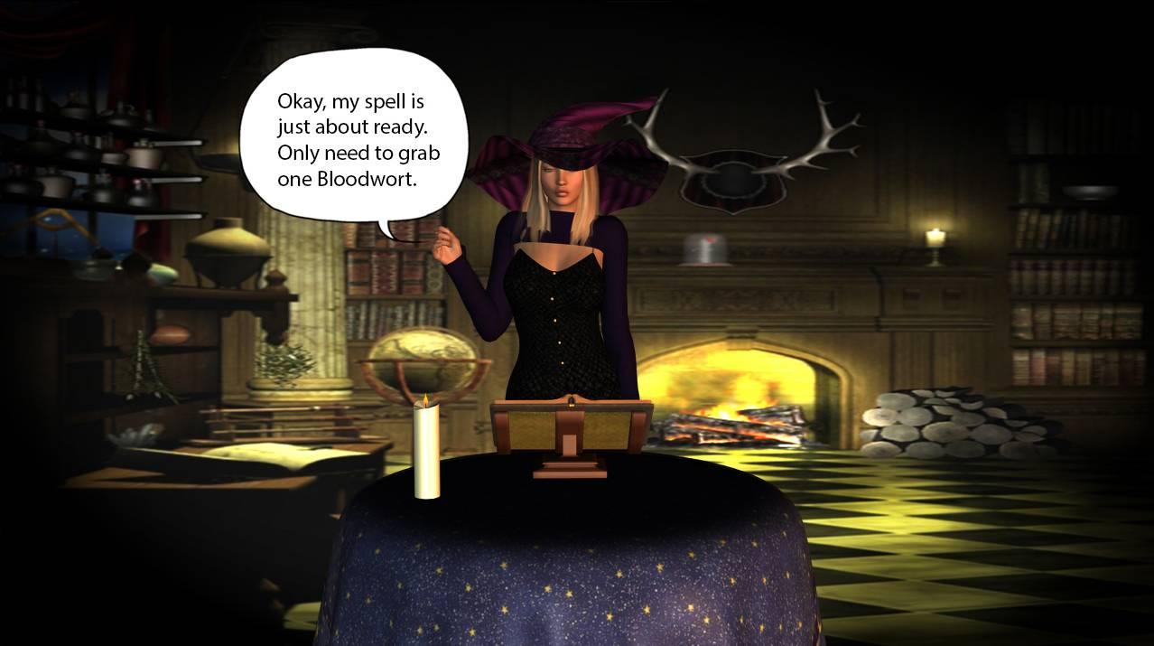 Mischief Mary – Comic 02