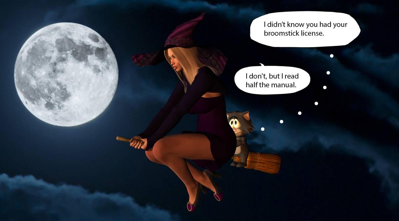 Mischief Mary Comic 04