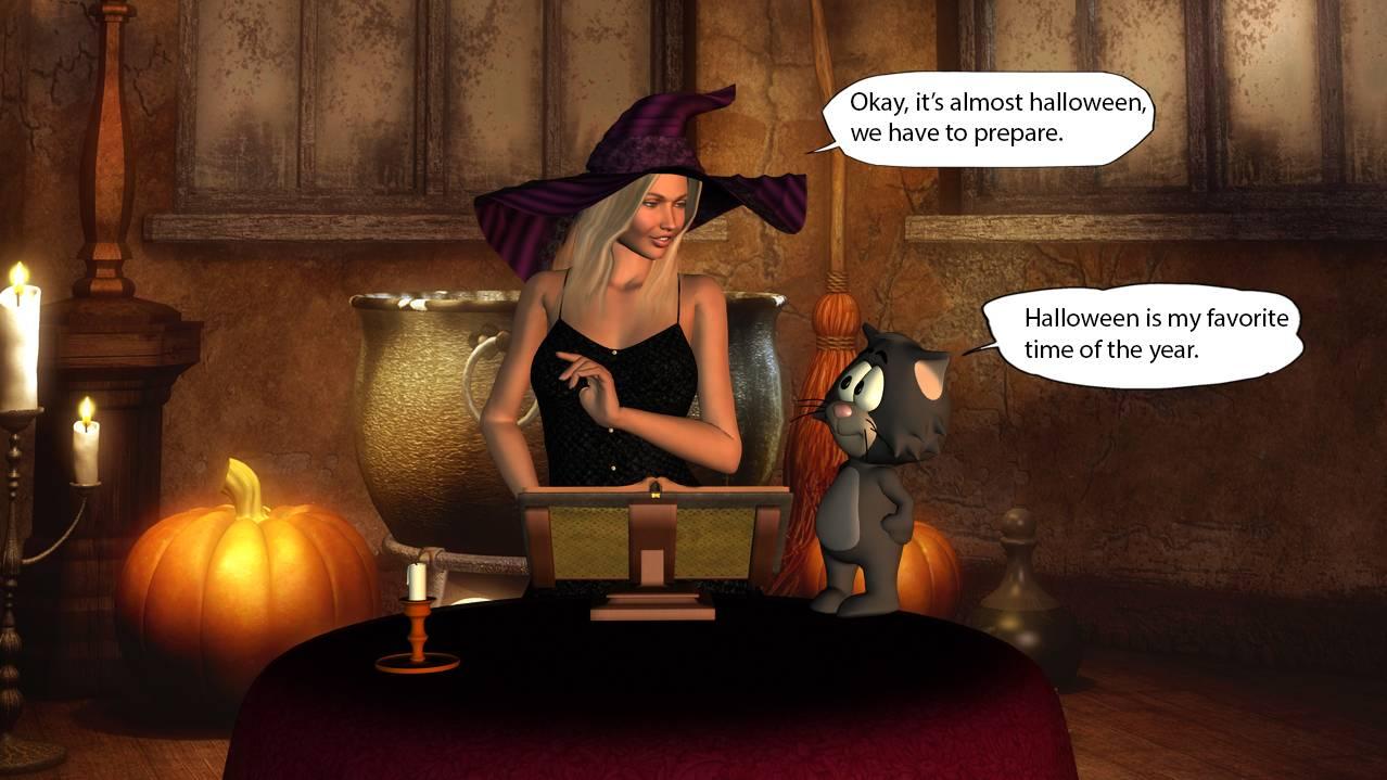 Mischief Mary Comic 05