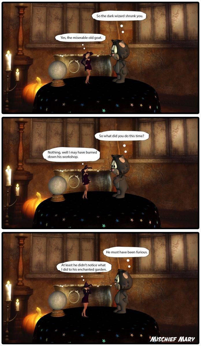 Mischief Mary Comic 06