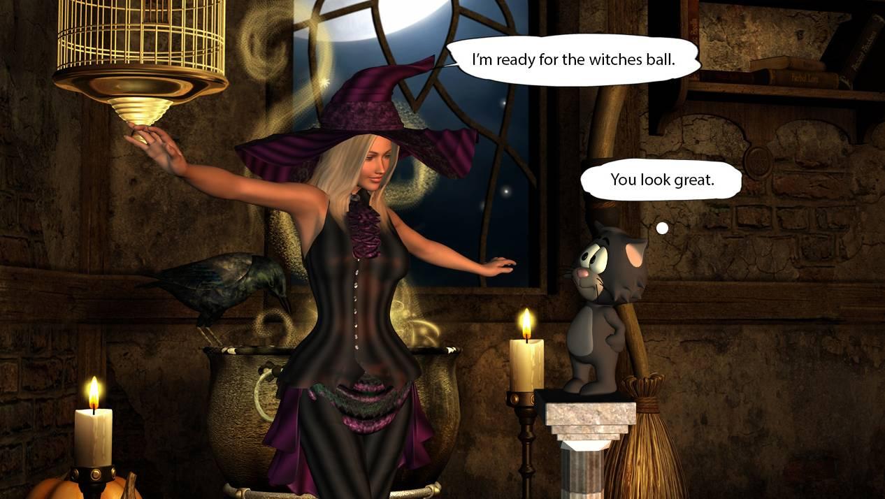 Mischief Mary Comic 10