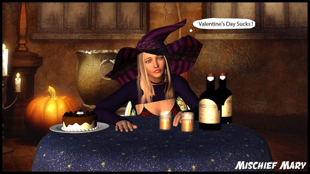 Mischief Mary Comic 17