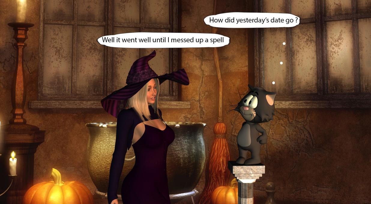 Mischief Mary Comic 16