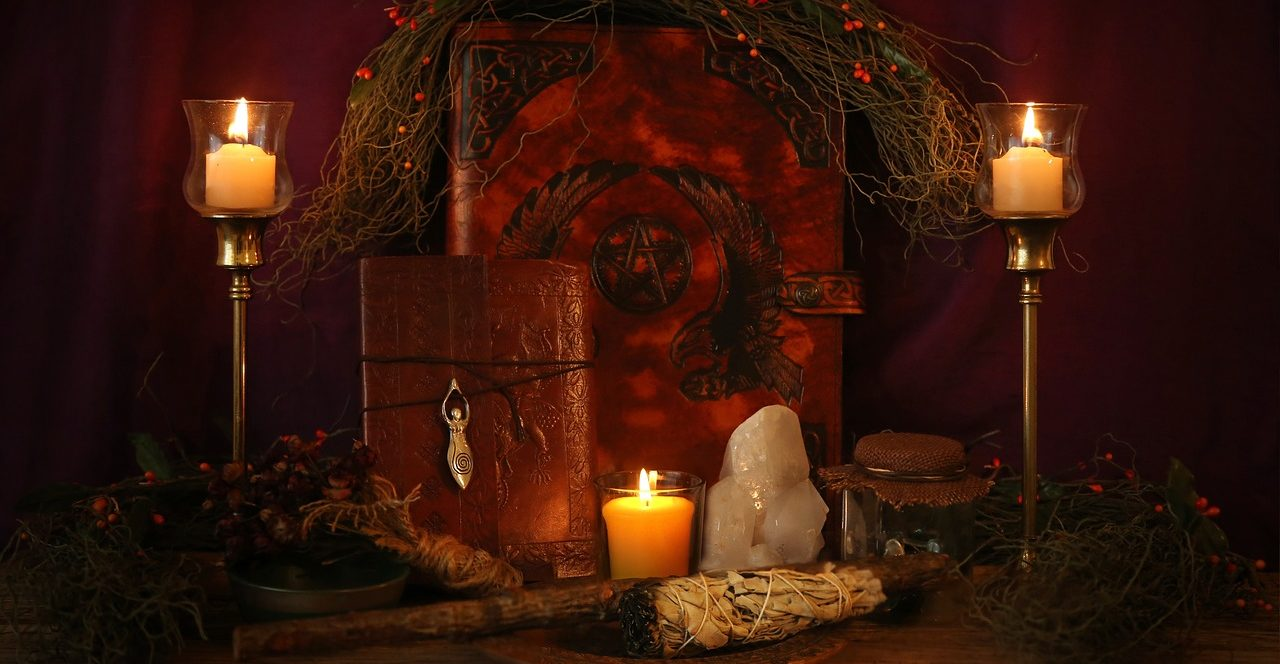 witchcraft and wandlore