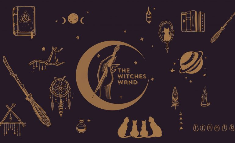 The Witches Wand – A Cornwall NY Based Art Studio