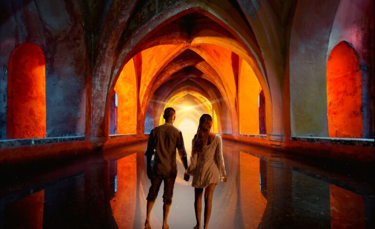 Twin Flames and Soulmates
